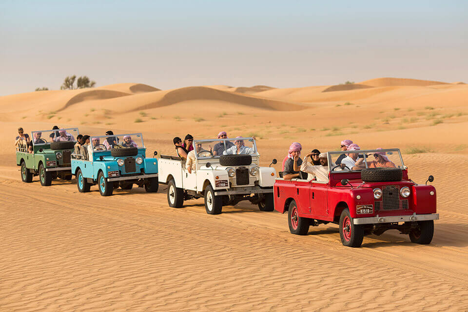 Things To Expect In A Desert Safari Adventure In Dubai