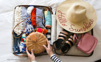 Vacation Advice - Top Tips For Packing Your Suitcase