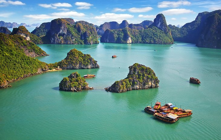 Travel Tips - Top Destinations in Vietnam, From Hanoi to Ho Chi Minh City