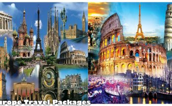 Europe Travel Packages - Suit 1 for your Interest